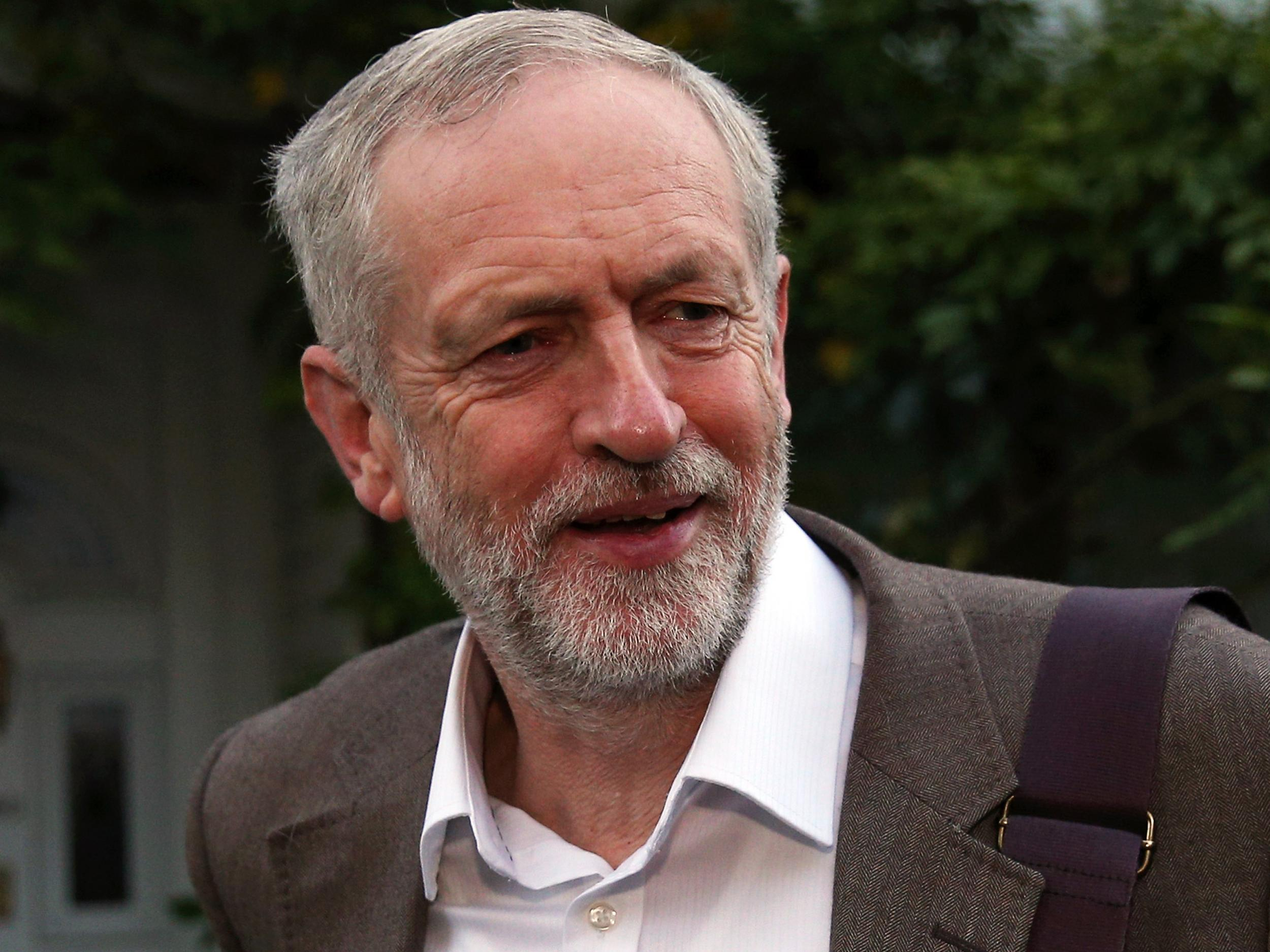 There s only one way to find out if corbyn is fit to be prime minister did he kneel in front of her majesty the independent
