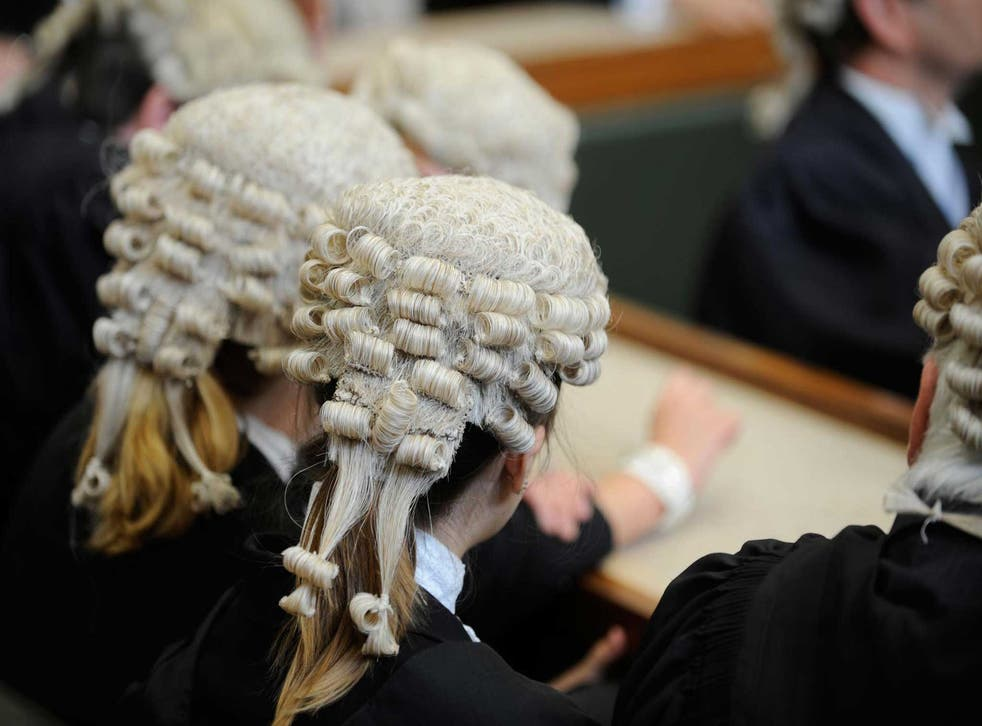 Barristers can be paid as little as £46.50 for a day's work preparing a complex court case