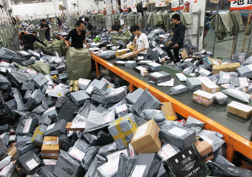 Chinese Singles Day to flood market with fakes on busiest