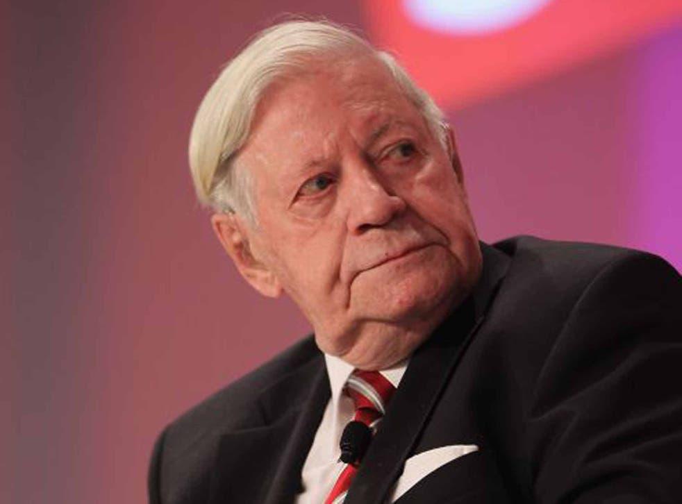 Schmidt in 2004