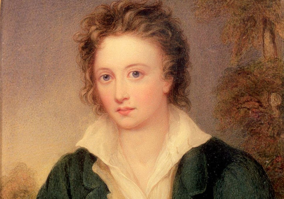 percy bysshe shelley style of writing
