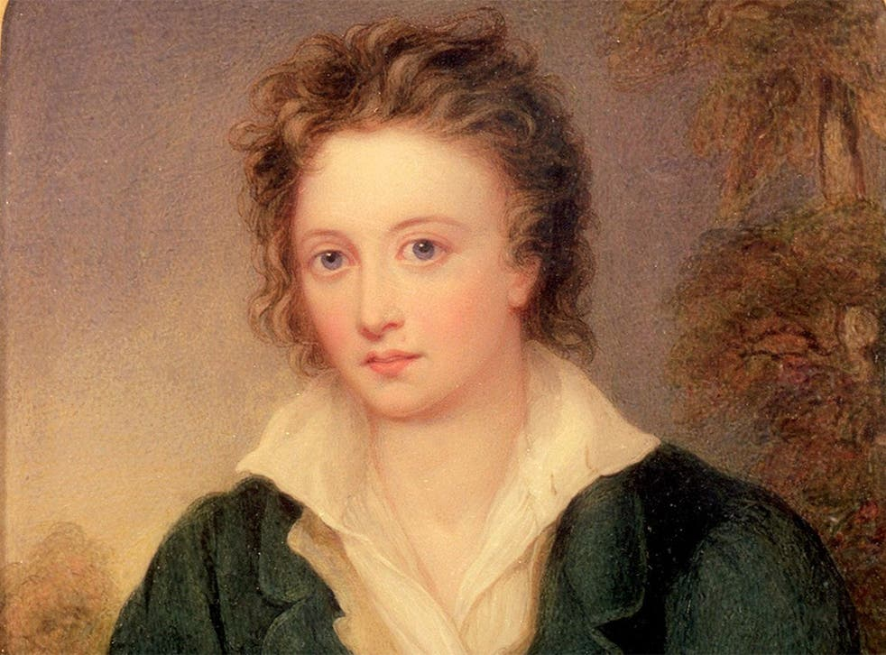 Shelley was sent down for writing an atheistic pamphlet