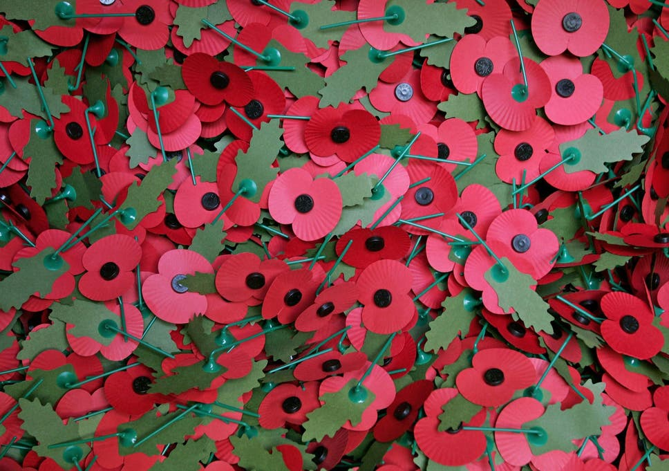 Veterans advice on how to wear remembrance day poppy is shared the poppy was first used a symbol to remember fallen soldiers in the poem in flanders mightylinksfo