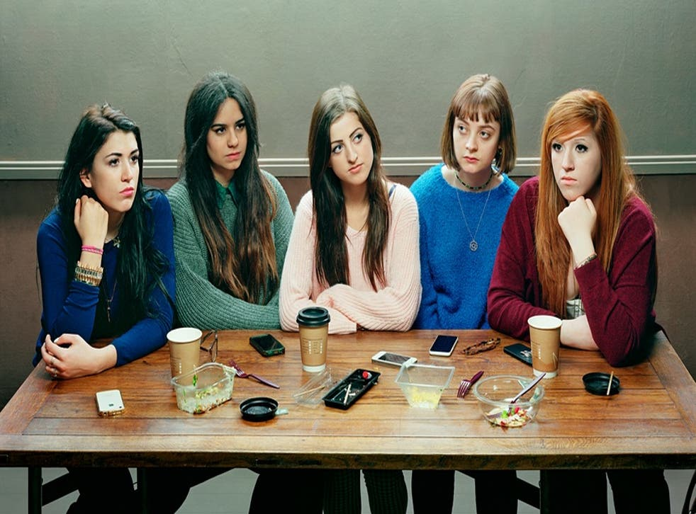 """""""Five Girls"""" by David Stewart"""