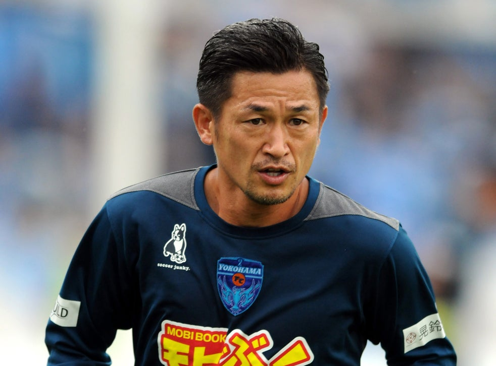 kazuyoshi miura - photo #19