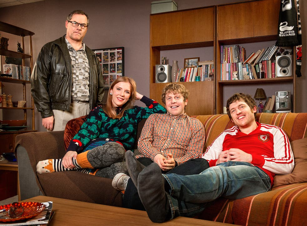 Yet to hit its stride: BBC Three's new sitcom, 'Josh'