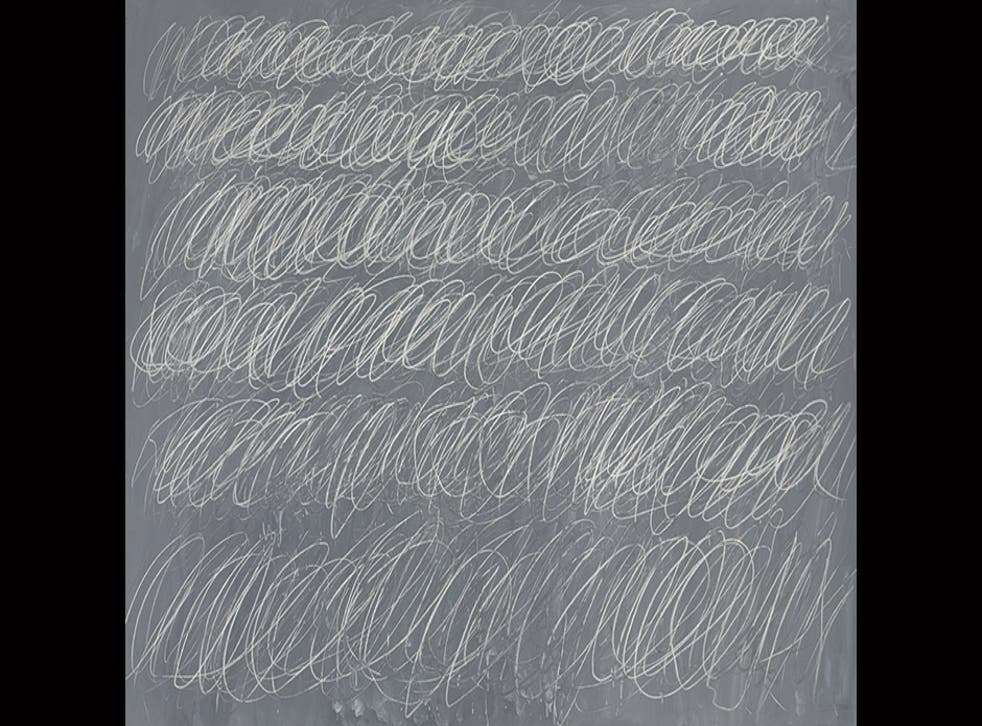 Untitled (New York City), 1968 by Cy Twombly