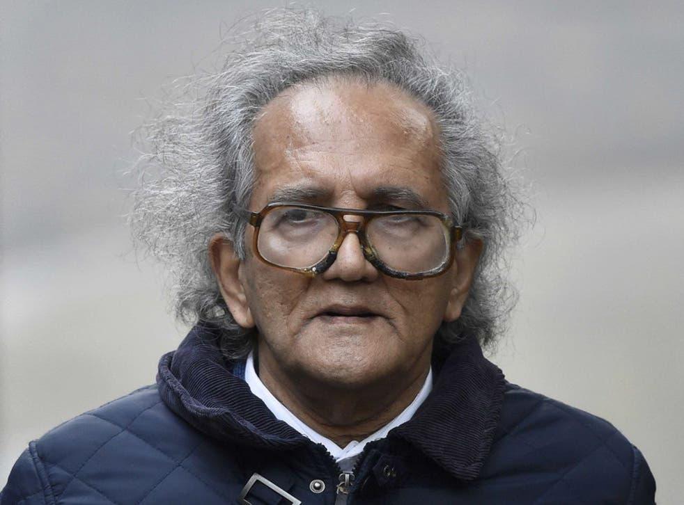 Aravindan Balakrishnan faces a long prison sentence for his crimes including regular physical attacks