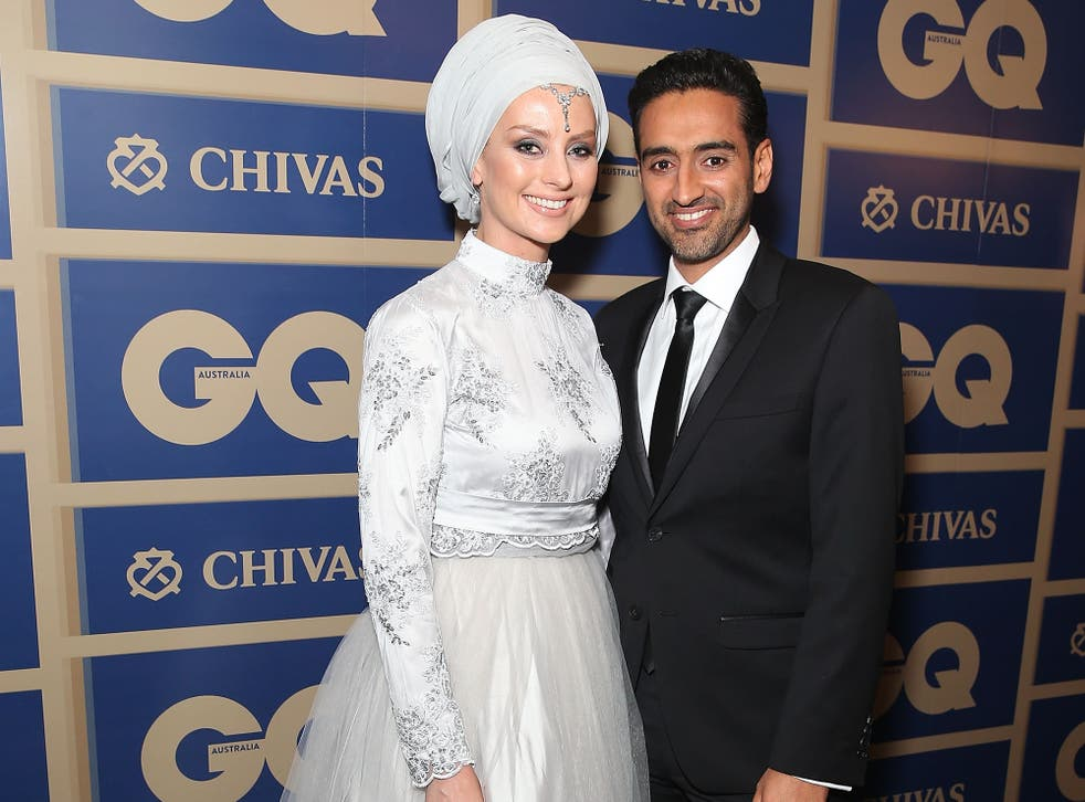 Susan Carland and husband, Waleed Aly have been titled 'Australia's Muslim power couple'