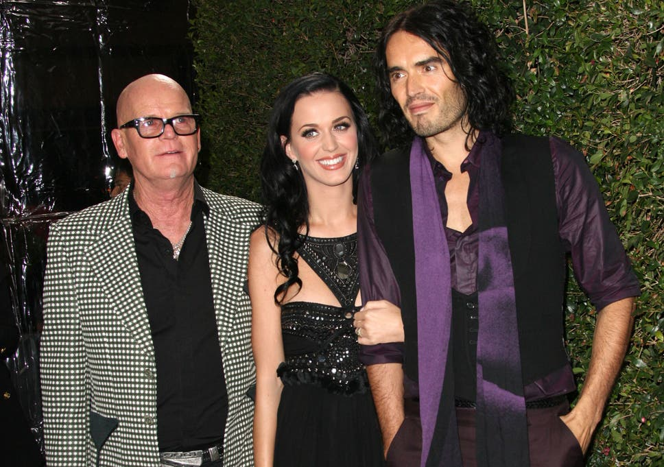 Katy Perry's father ambushed by Christian activist claiming