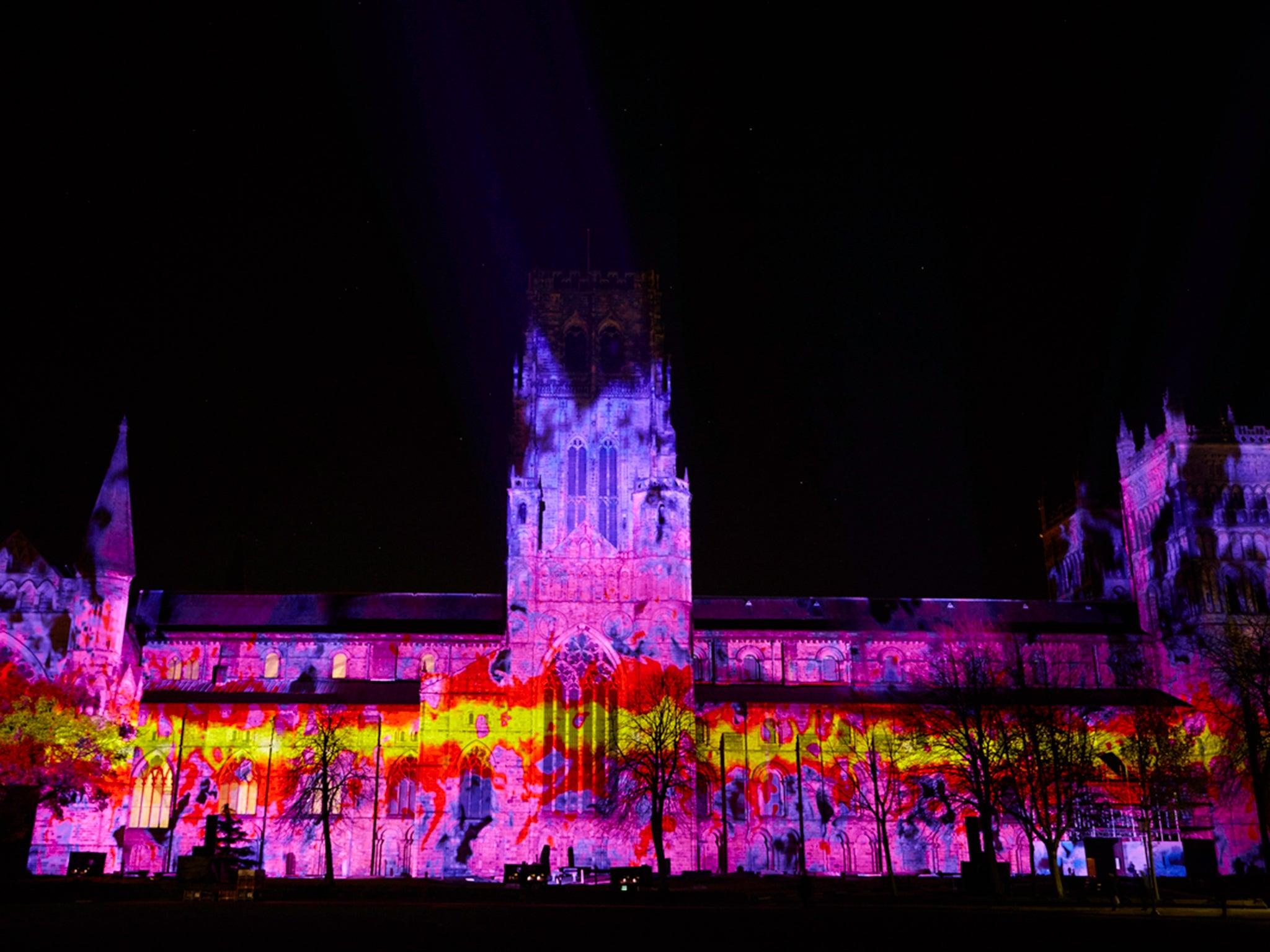The World Machine, Ross Ashton Et Al, Durham Cathedral