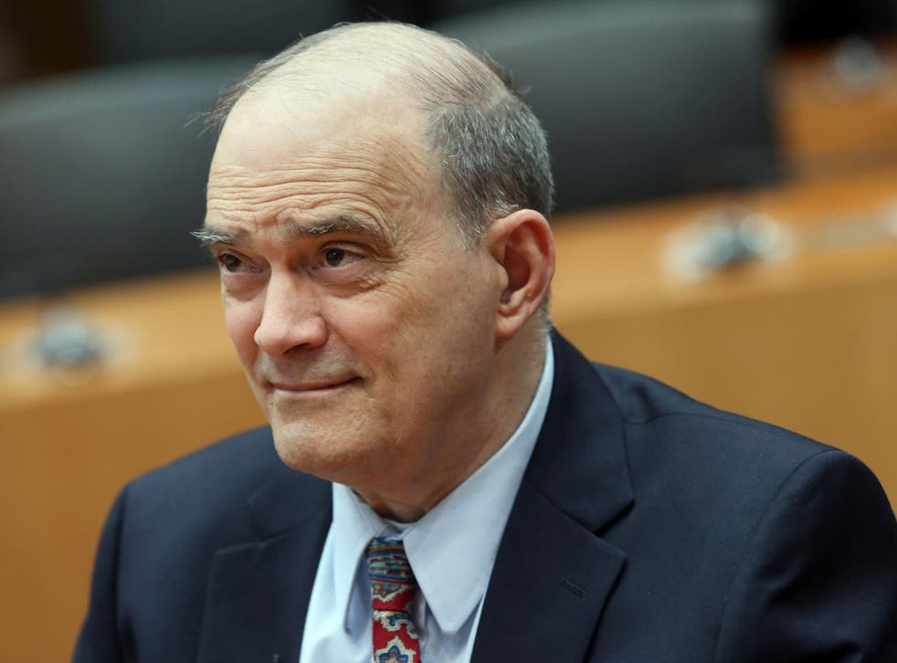Bill Binney testifying to the German government commission on NSA spying in Germany