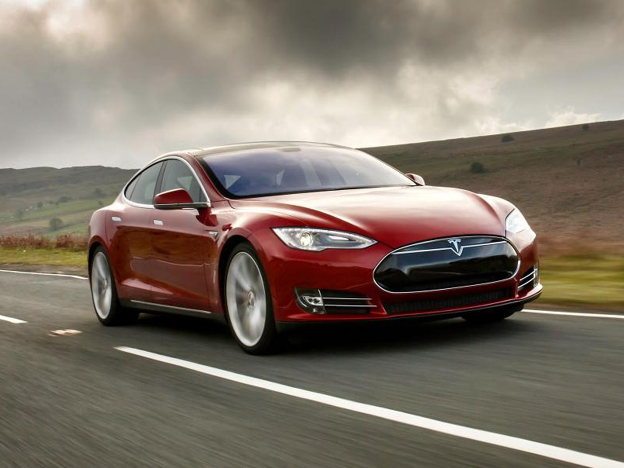 Cool Tesla Model S 70 Car Review Hitech Luxury Saloon