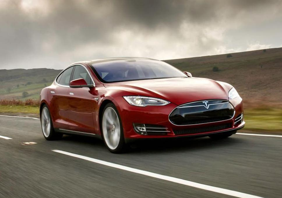 Tesla Model S 7 0 Car Review Hi Tech Luxury Saloon Switches To