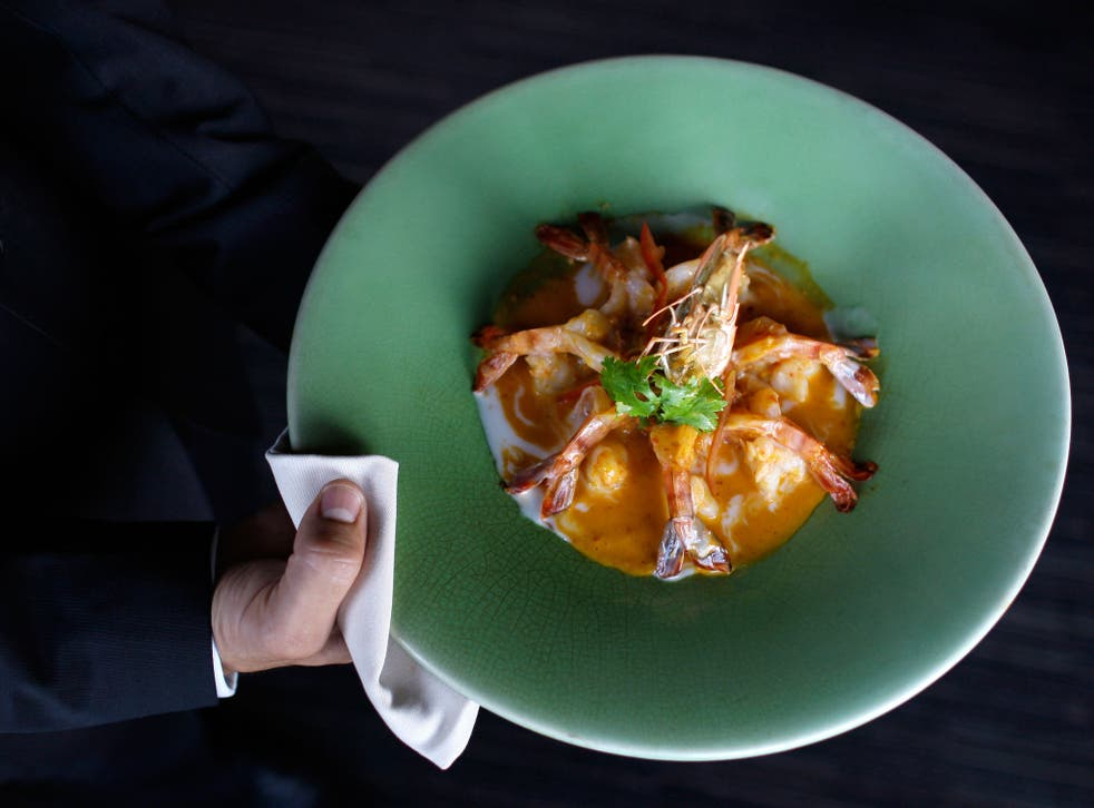 Dish of the day: food reviews often go beyond the call of duty