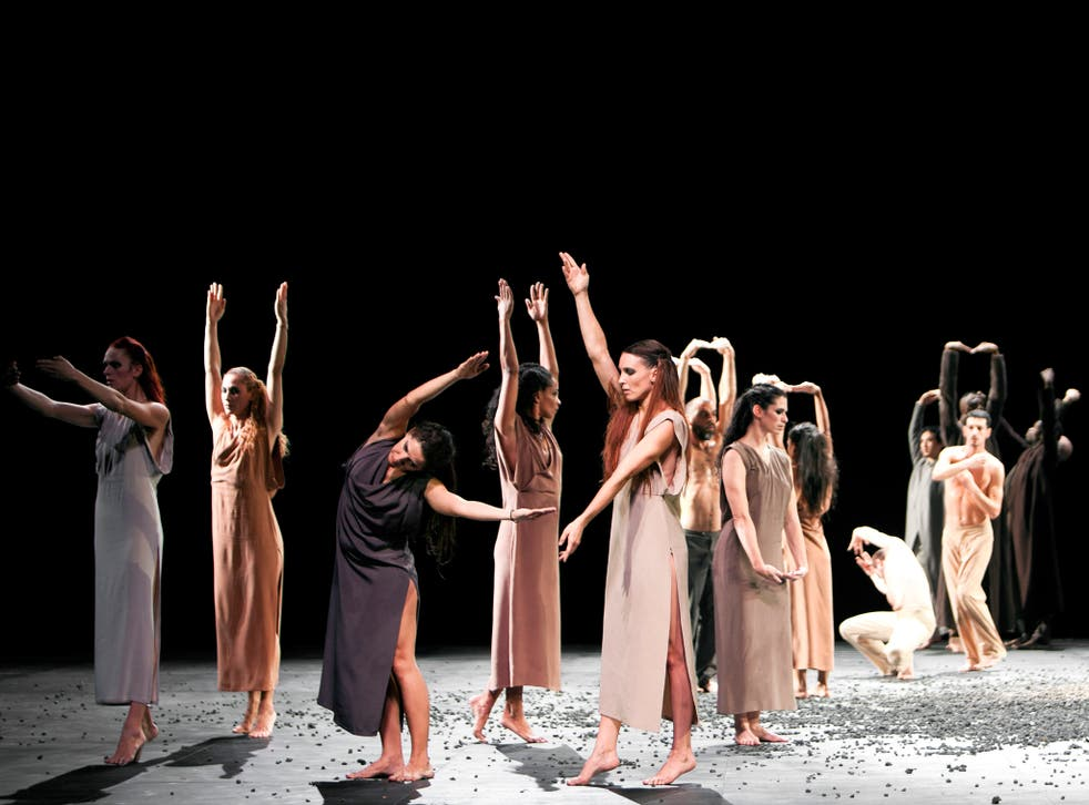 Waltz, a German choreographer based in Berlin, is known for her collaborations across art forms