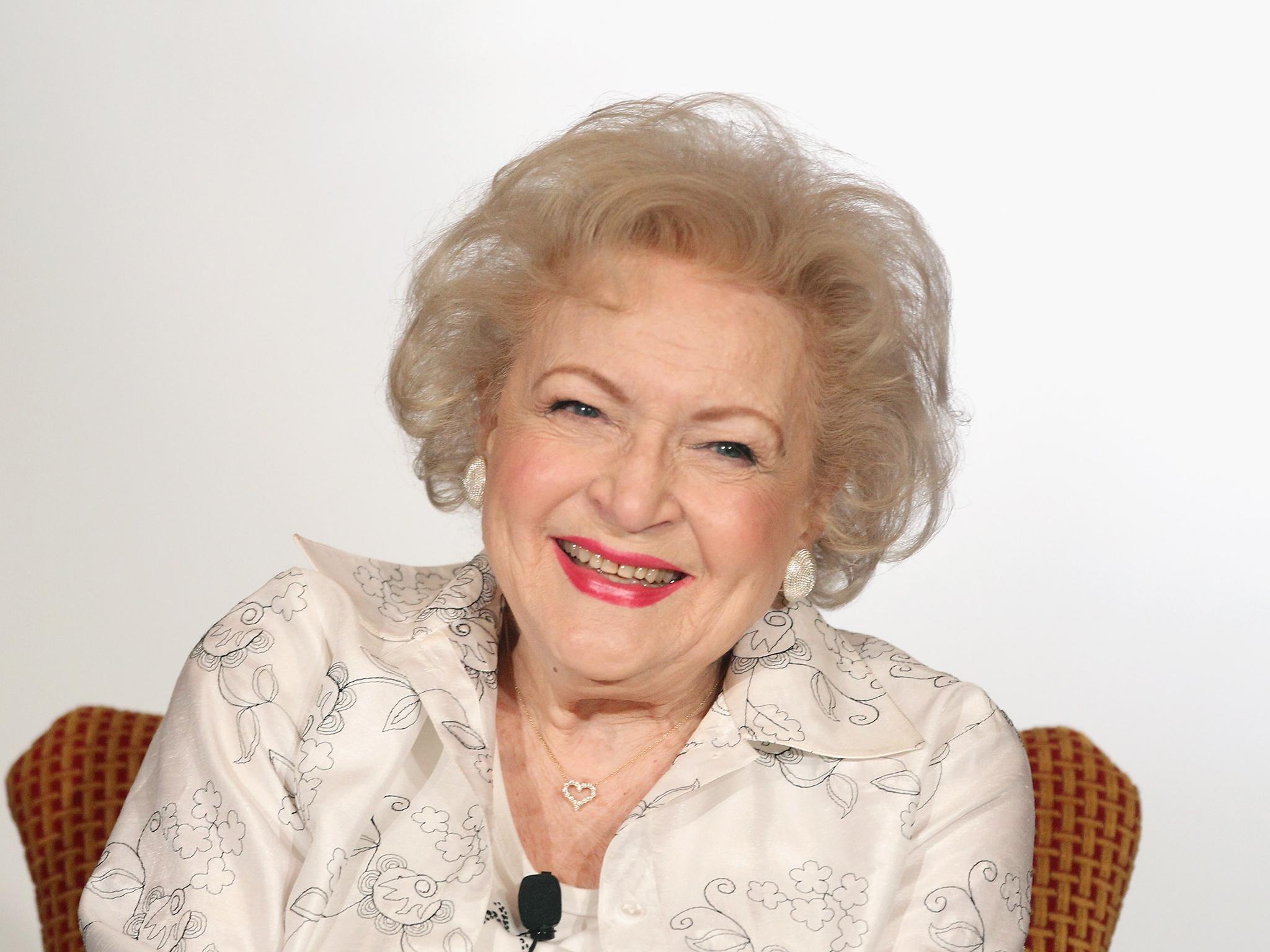 20. Betty White