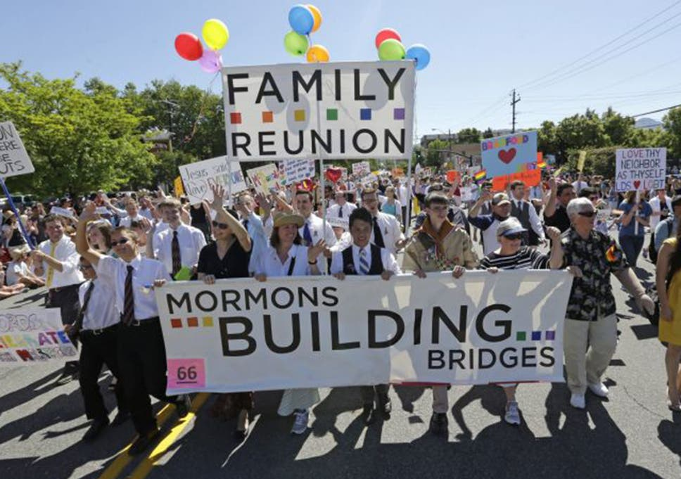 Lds church and gay marriage