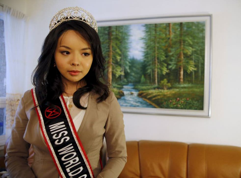 Anastasia Lin was crowned Miss World in May