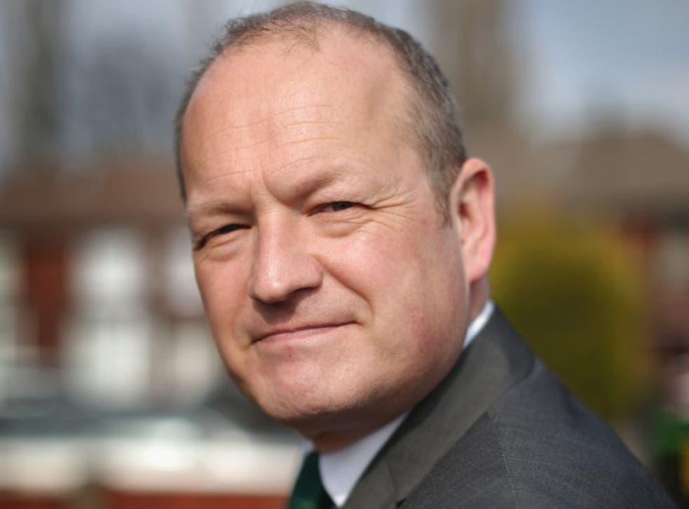 Rochdale MP Simon Danczuk