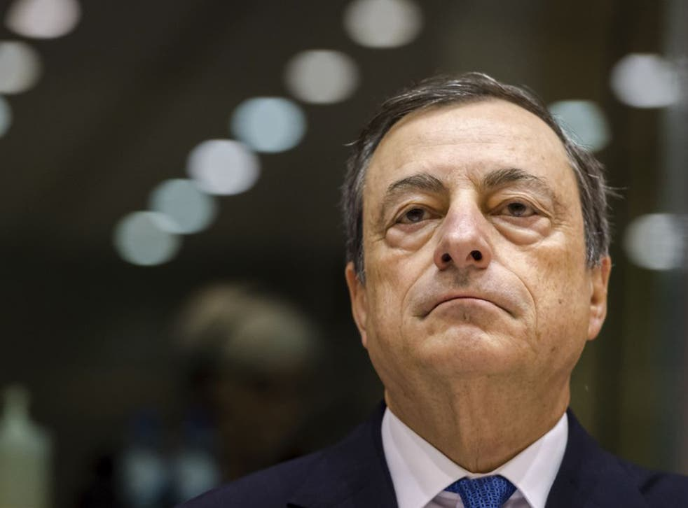 'While the UK referendum did create uncertainty as far as the country's participation in the single market is concerned, the single market cannot go backward,' the ECB president said