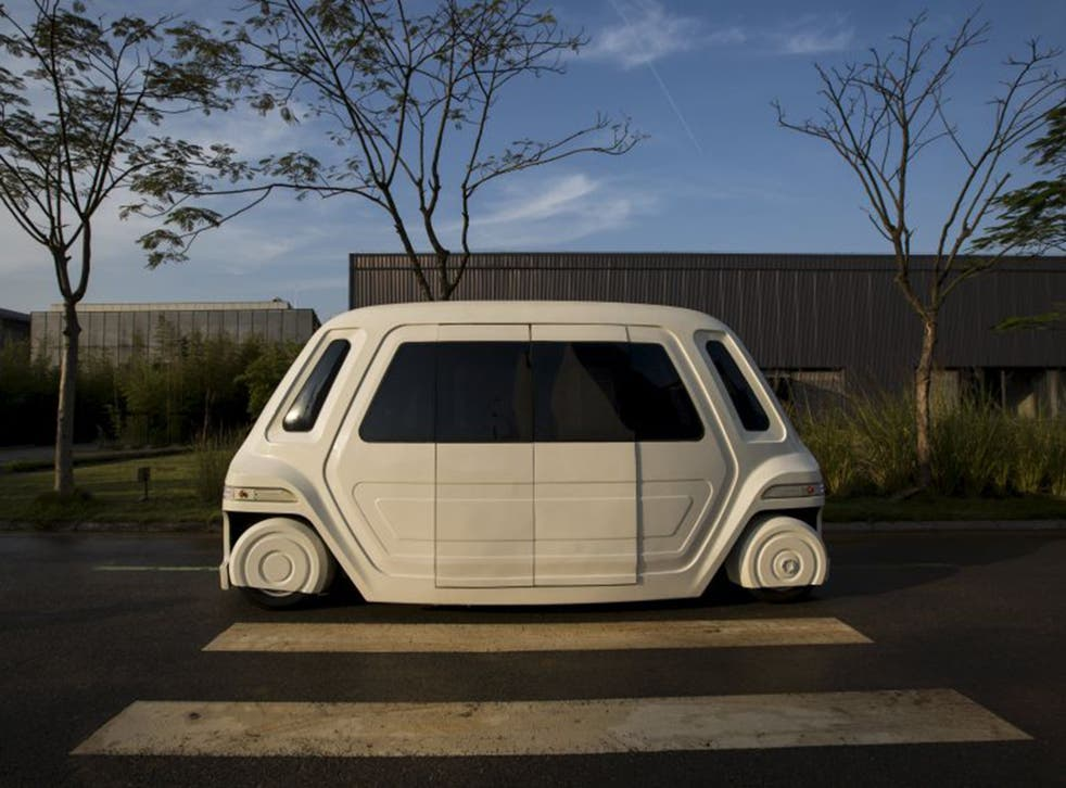 Some say the driverless car market could be worth $42bn (£28bn) a year by 2025