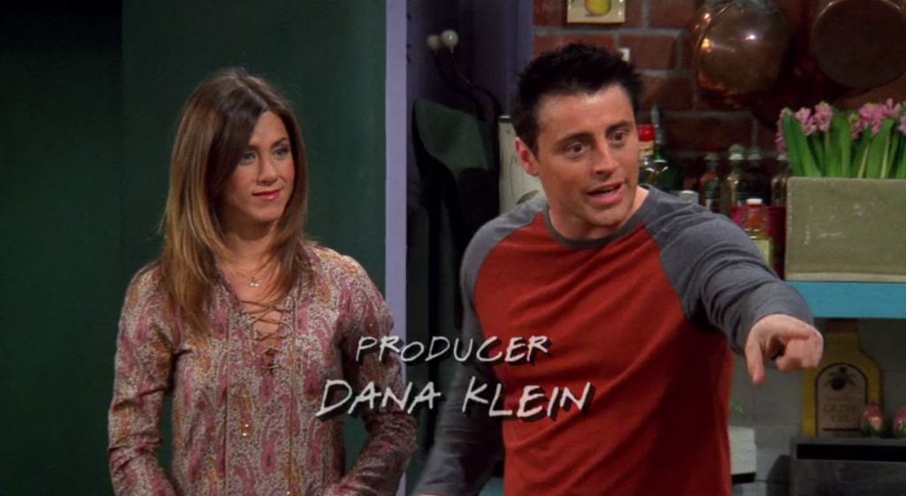 Friends Swapped Rachel In An Episode And No One Noticed The