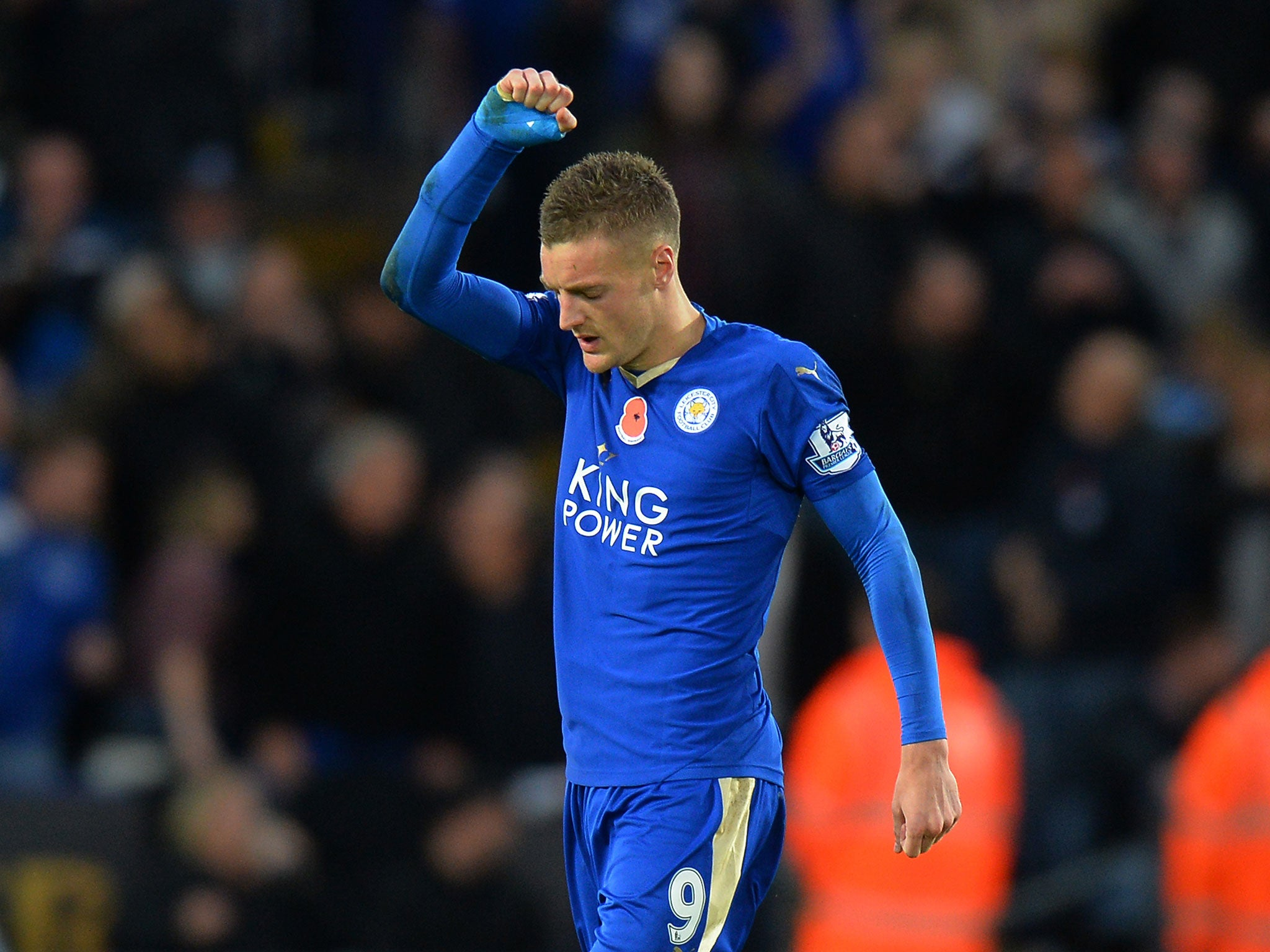 Jamie Vardy Was Going To Be Scouted By Real Madrid And