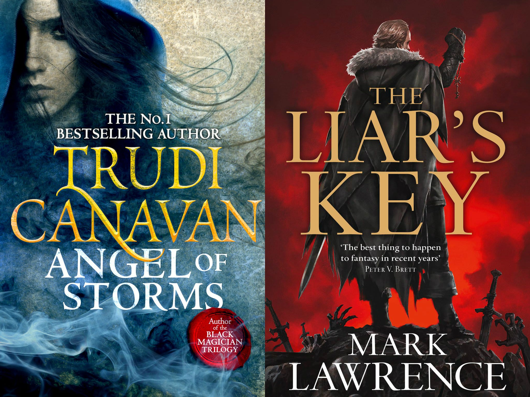 10 Best Fantasy Novels The Independent