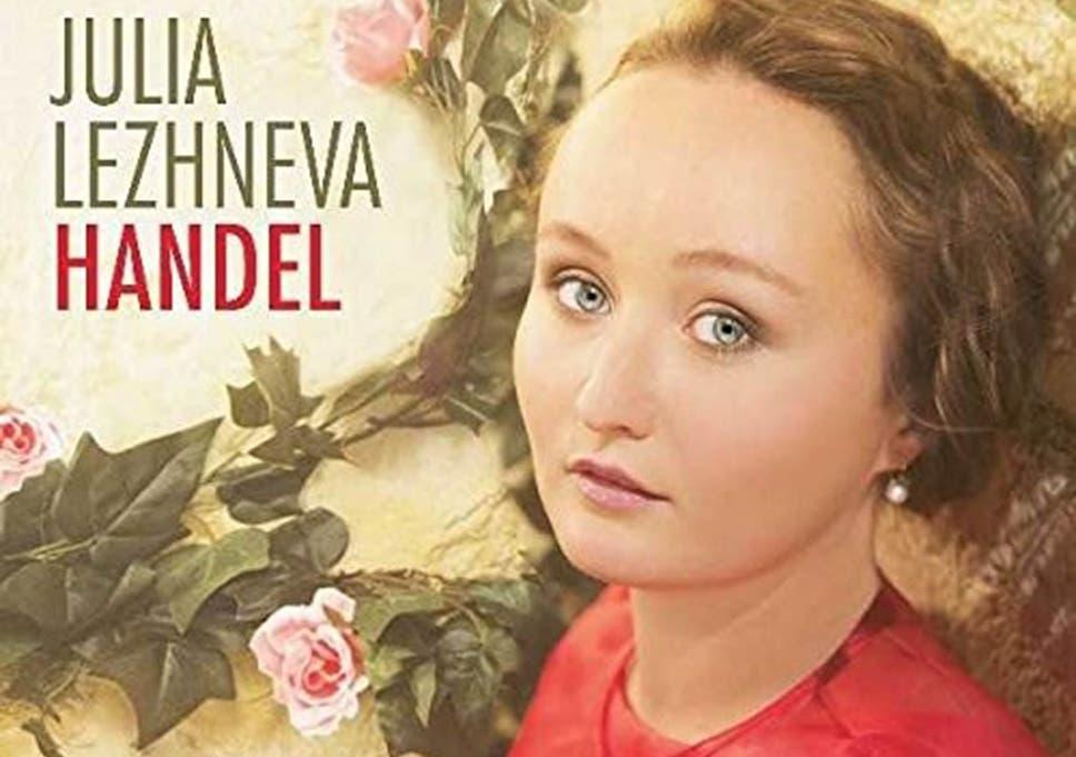 Julia Lezhneva, Handel - album review   The Independent