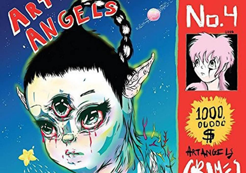 Grimes, Art Angel - album review | The Independent