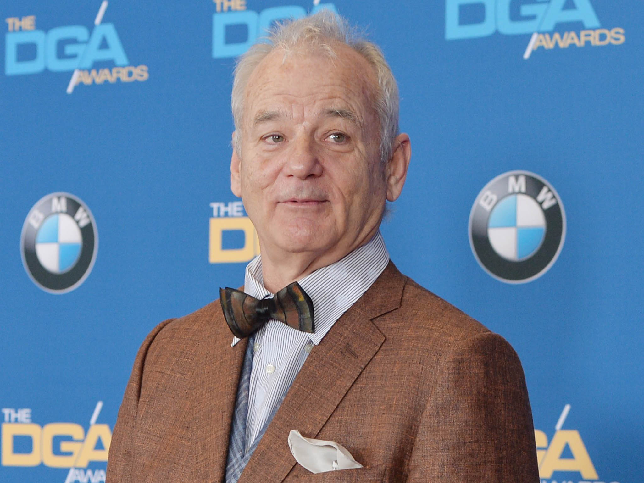 Bill Murray doesn\'t care what people make him look like, as long as ...