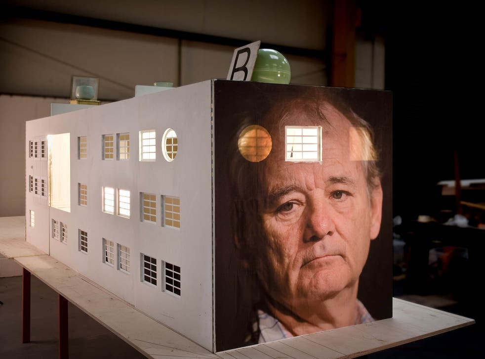 Brian Griffiths, BILL MURRAY: a story of size, distance and sincerity