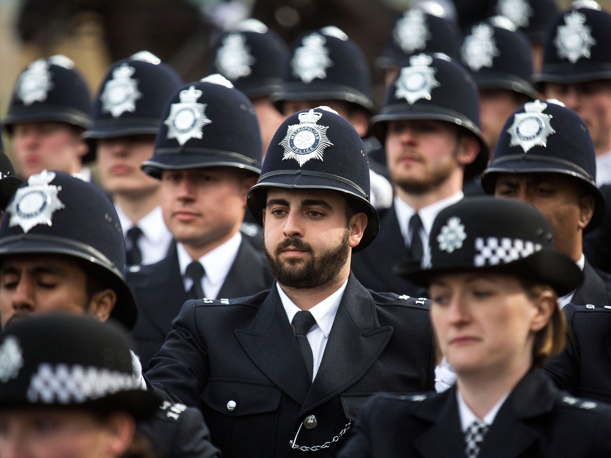 New police officers may need a 'degree in policing' to join the ...