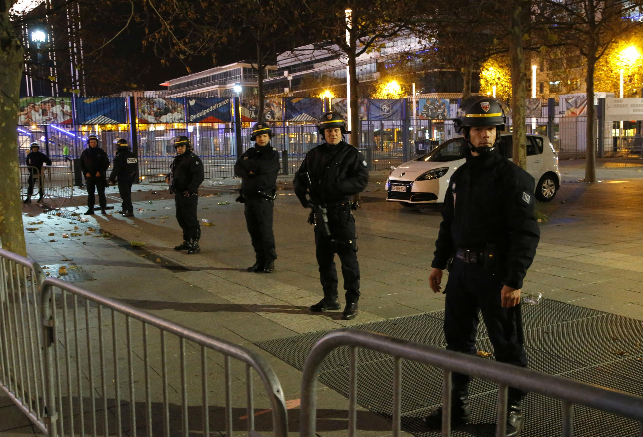 France Declares State Of Emergency After Dozens Killed In Paris