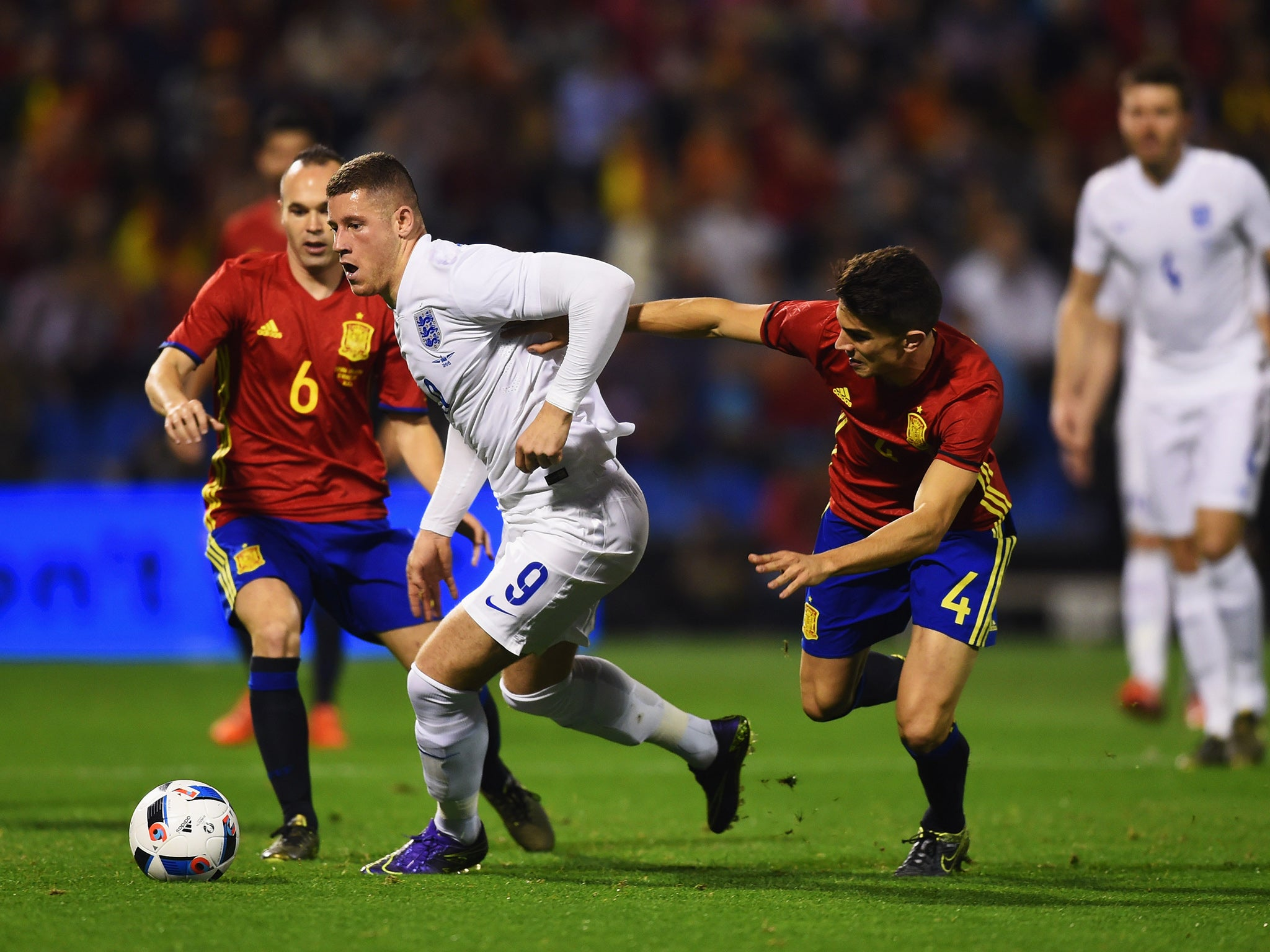spain vs england - photo #22