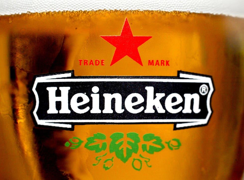 Giant brewers like Heineken dominate the beer market