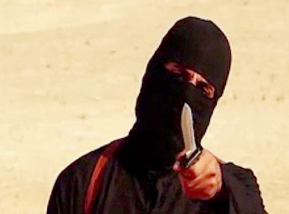 Mohammed Emwazi, or 'Jihadi John'