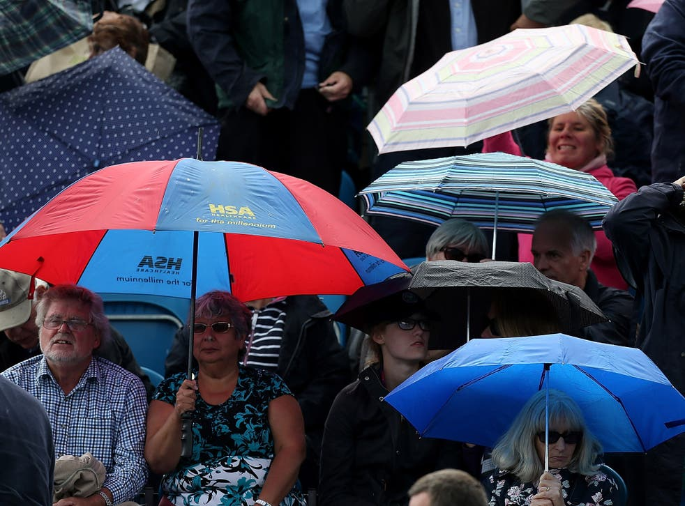 Heavy rain could be more than an inconvenience for sufferers of chronic pain