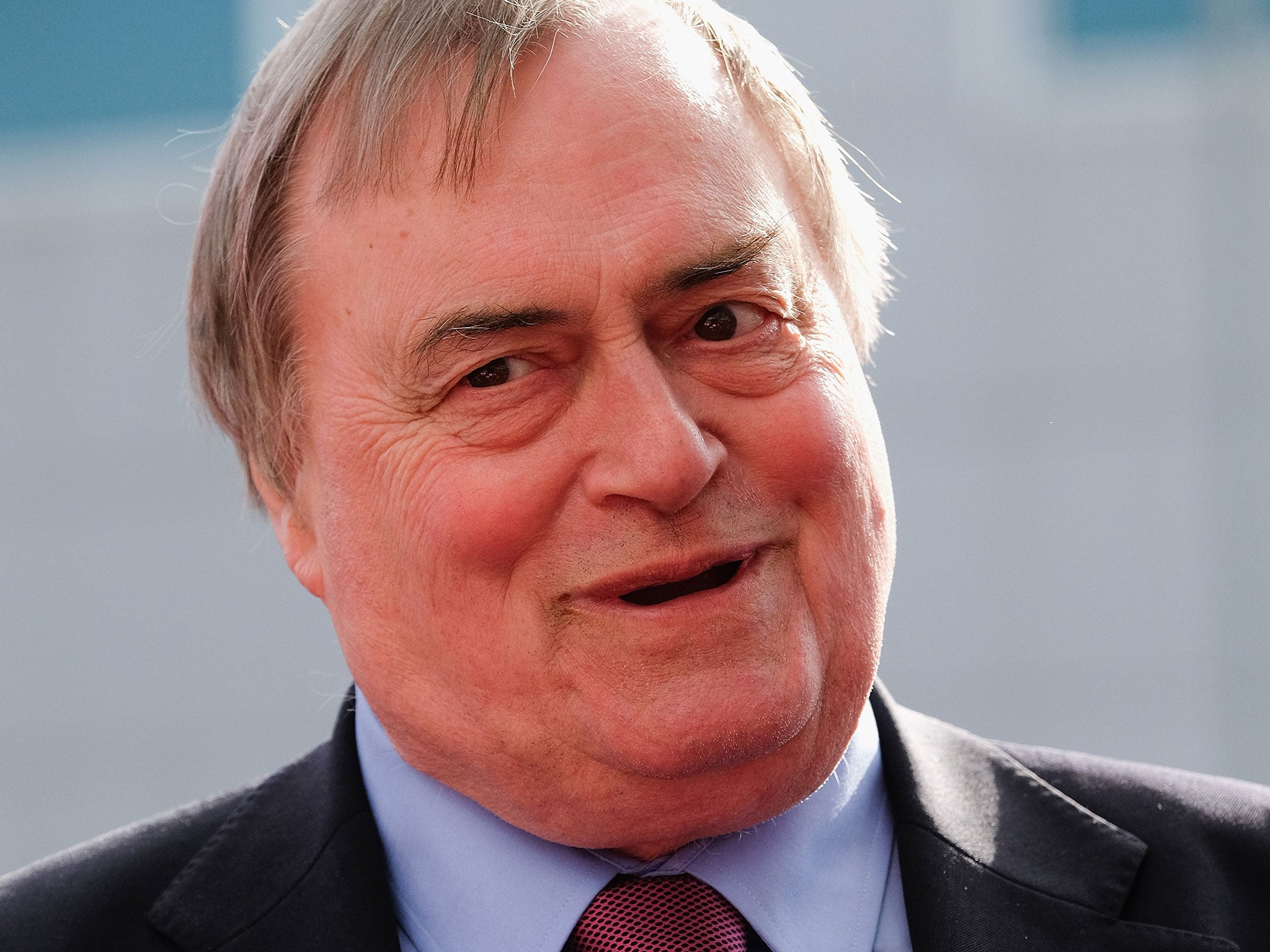 John prescott says some 39 bitter 39 blairites are trying to for The prescott