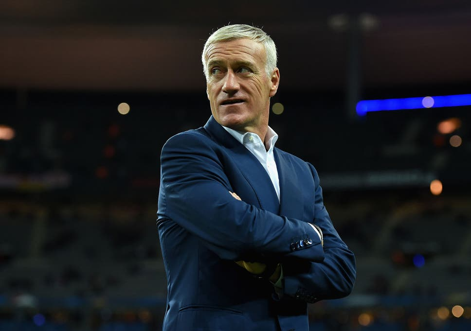 Didier deschamps wife sexual dysfunction