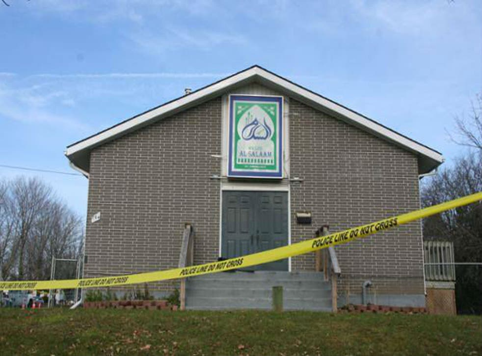 The Kawartha Muslim Religious Association in Peterborough was attacked over the weekend