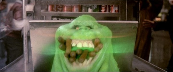 Ghostbusters Reboot Paul Feig Confirms Slimer Will Not