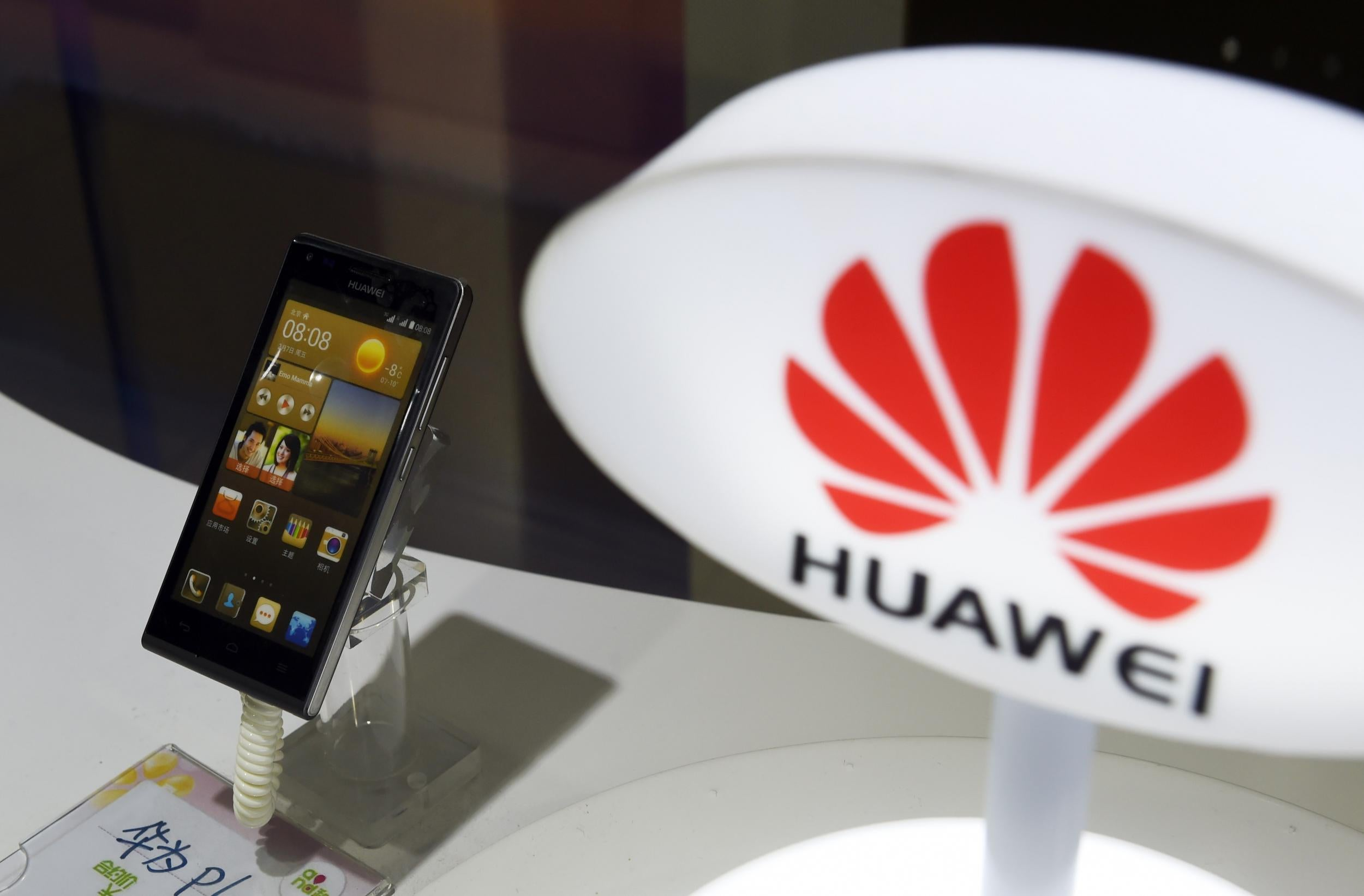 Huawei's new fast-charging battery prototype can be charged