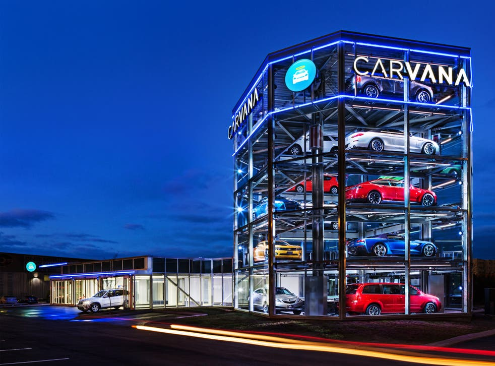 Carvana, the first complete online auto retailer and Forbes 5th Most Promising Company,launched the world's first, fully-automated, coin-operated car Vending Machine in Nashville in November