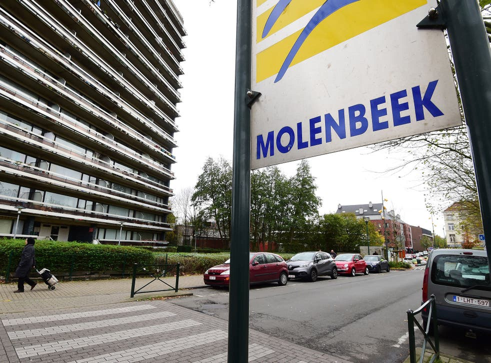 The Molenbeek neighbourhood is one of 19 municipalities in Brussels