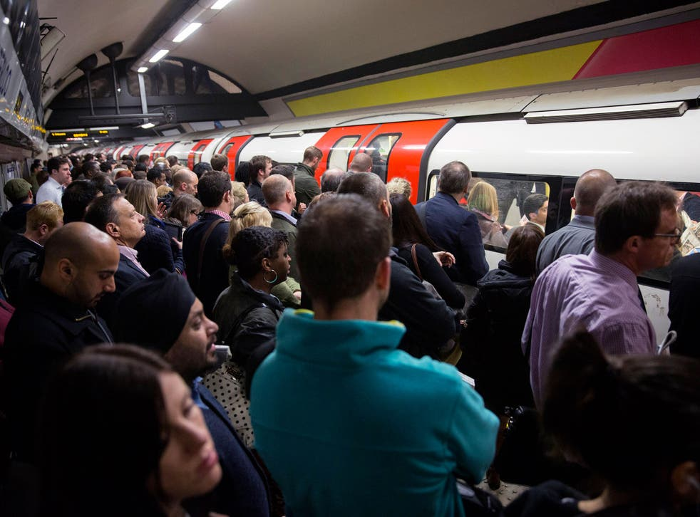 King's Cross St Pancras and Oxford Circus were closed to prevent overcrowding
