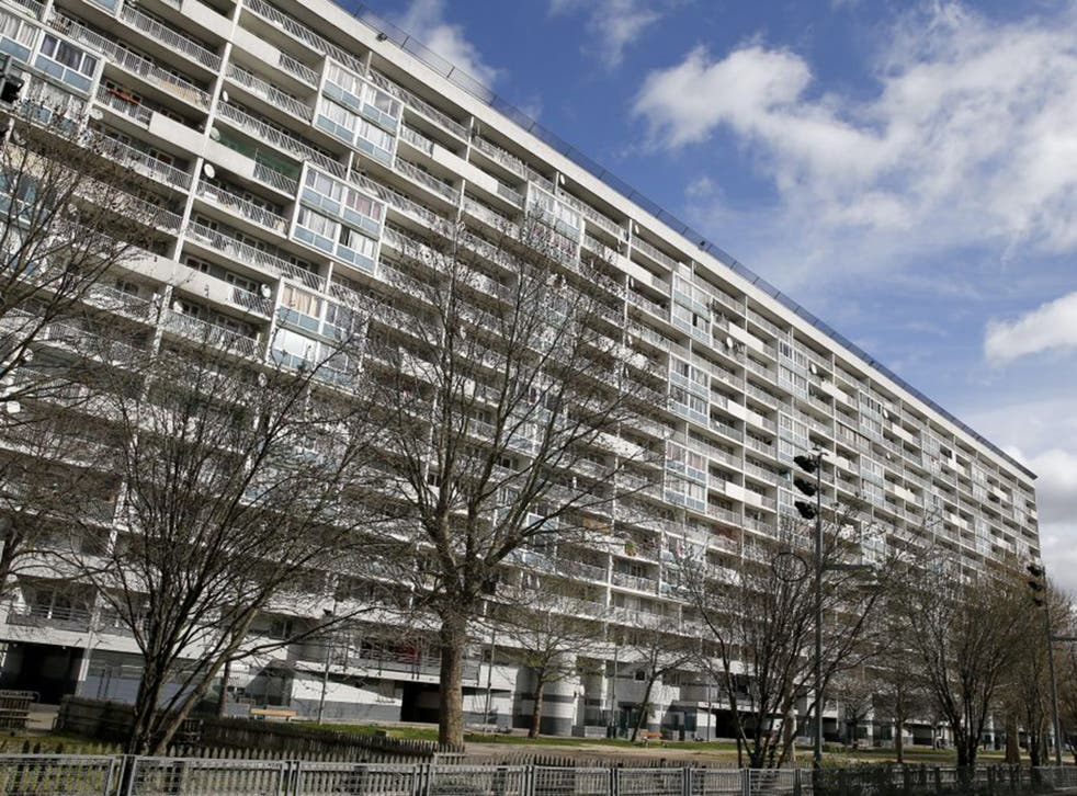 La Courneuve is one of the most deprived areas of Paris