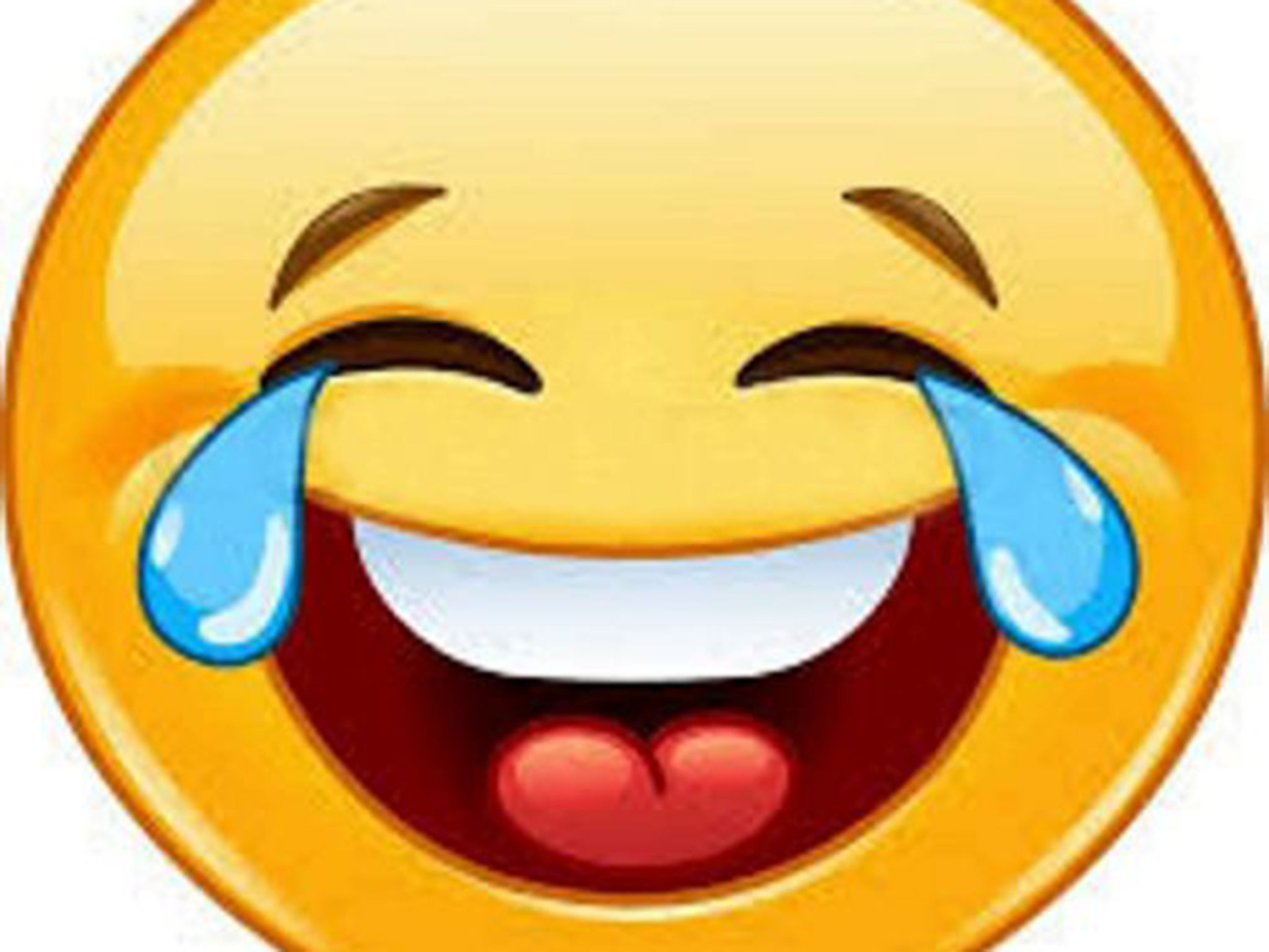 Face with tears of joy' emoji named Word of the Year by