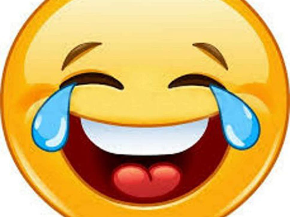 The Face With Tears Of Joy Emoji Comprised 20 Per Cent Emojis Used